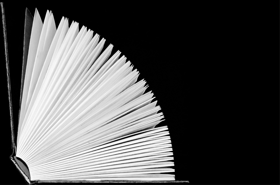 Open Book Page - Free photo on Pixabay