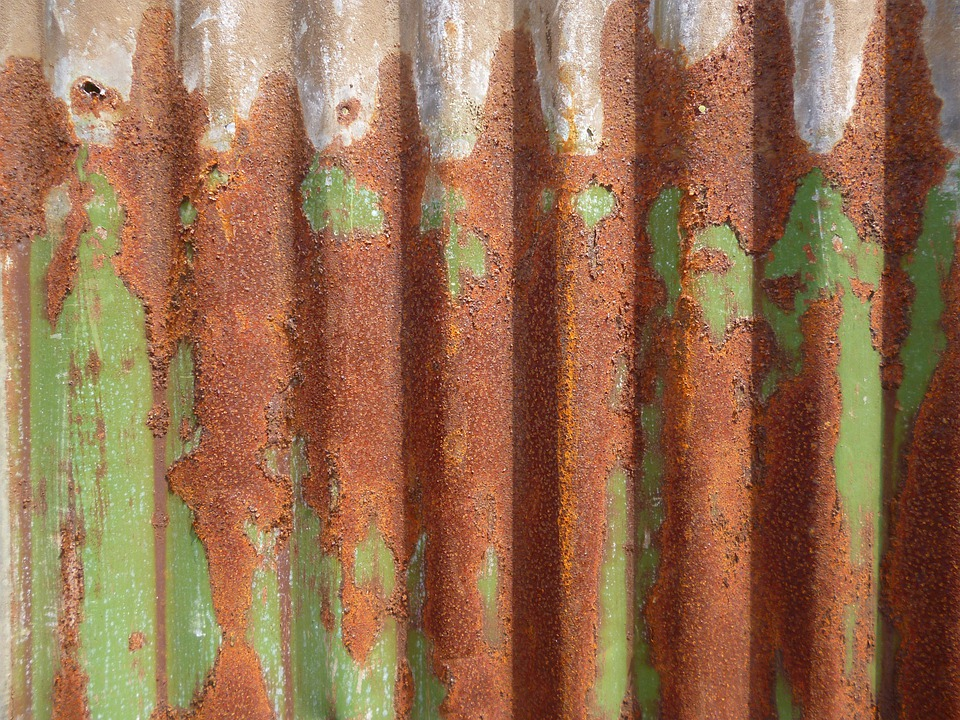 Black Abstract Wallpaper Green Rust Corrugated 183 Free Photo On Pixabay