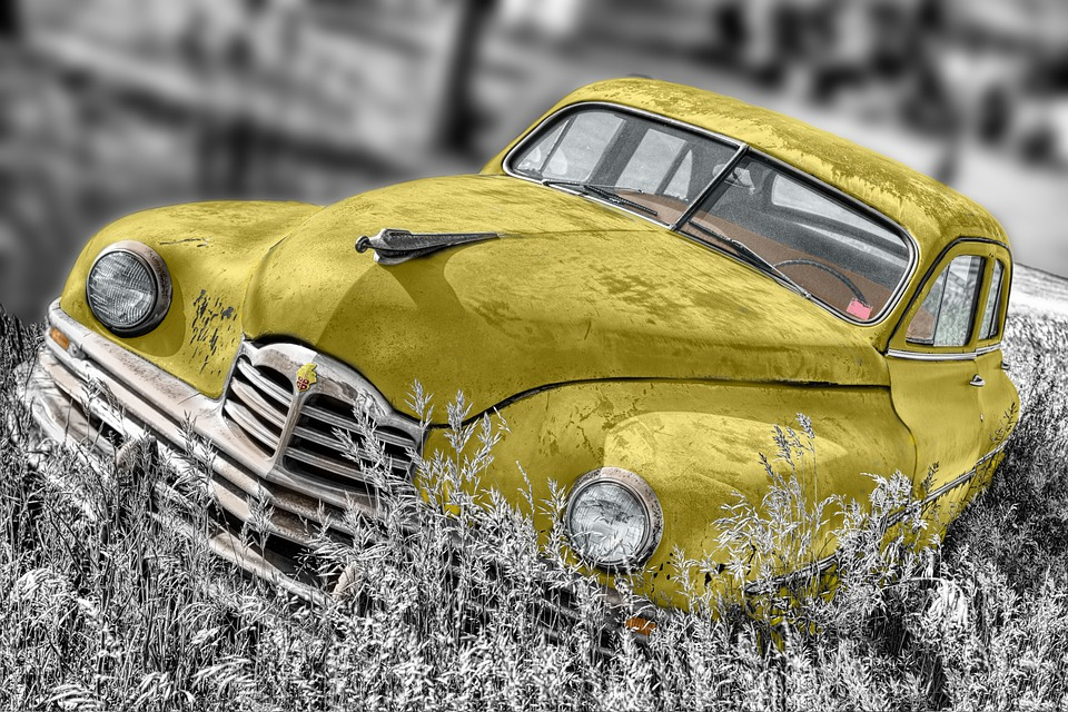 Black And White Pin Up Girl Wallpaper Oldtimer Car Old 183 Free Photo On Pixabay