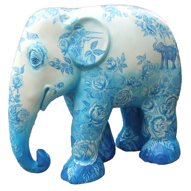African Girl Wallpaper Elephant Parade Trier 183 Free Photo On Pixabay
