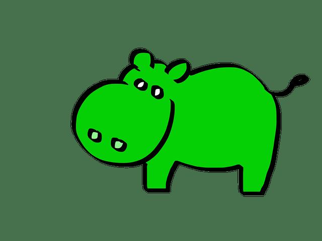 Car Photos Wallpaper Free Download Green Hippo Cartoon 183 Free Image On Pixabay