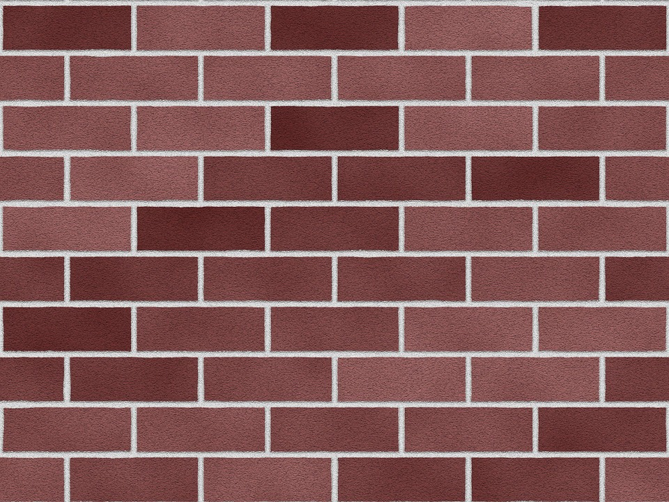 Free illustration: Brick Wall, Wall, Art, Design