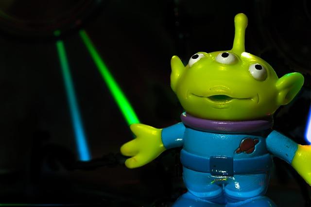 aliens cartoon