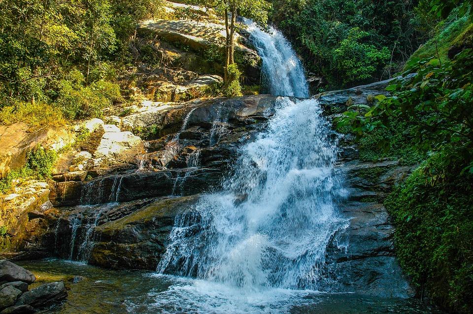 3d Wallpaper Editor Waterfall Landscape Rock 183 Free Photo On Pixabay