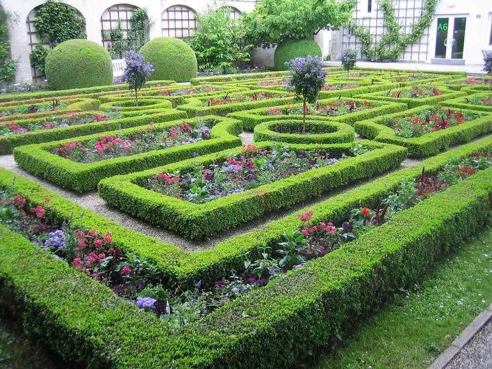 Free photo Garden, Labyrinth, Hedges - Free Image on Pixabay - 201858 - labyrinth garden design