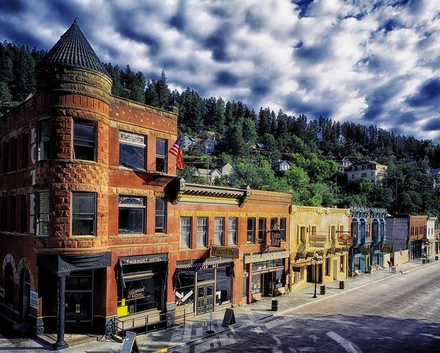 Sioux Falls Wallpaper Deadwood South Dakota Town 183 Free Photo On Pixabay