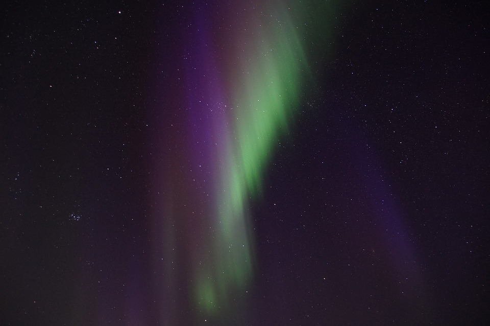 Sky Hd Wallpaper Free Photo Northern Lights Sweden Lapland Free Image