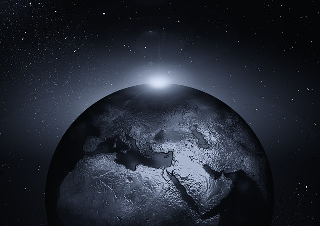 3d Animation Desktop Wallpapers Free Download Free Illustration Earth Globe Universe All Space