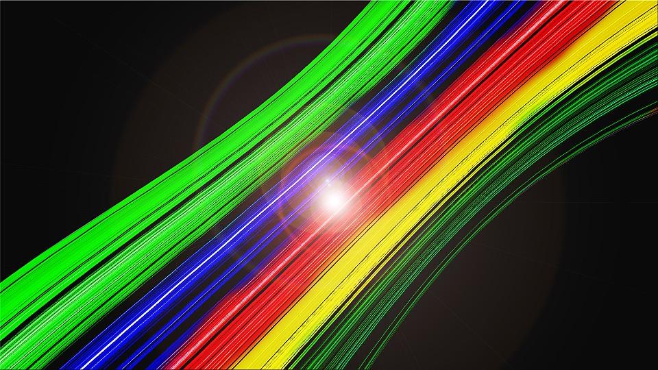 Wallpaper Design Black Glasfaserkabel Regenbogenfarben 183 Kostenloses Bild Auf Pixabay