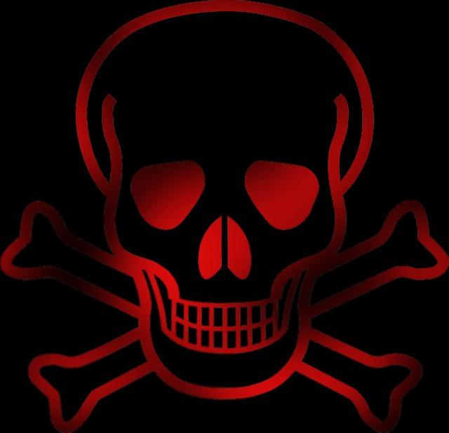 Dead Wallpaper Hd Free Illustration Skull And Crossbones Skull Free