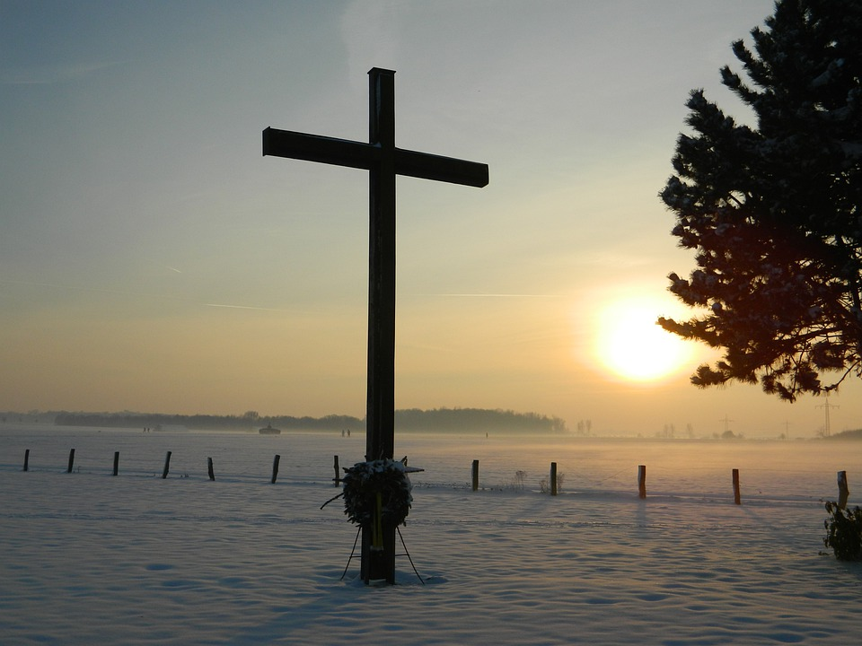 Jesus Christ Wallpaper Hd Free Photo Cross Christianity Mourning Free Image On