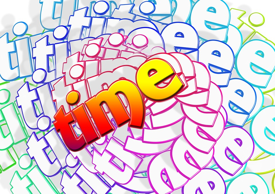 Time Word Letters · Free image on Pixabay - word with the letters