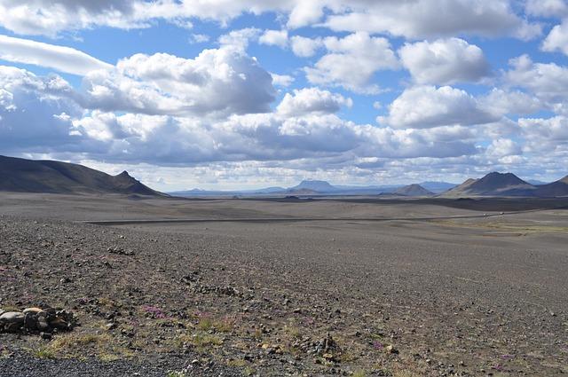Winter Animal Wallpaper Free Photo Iceland Landscape Wastes Free Image On