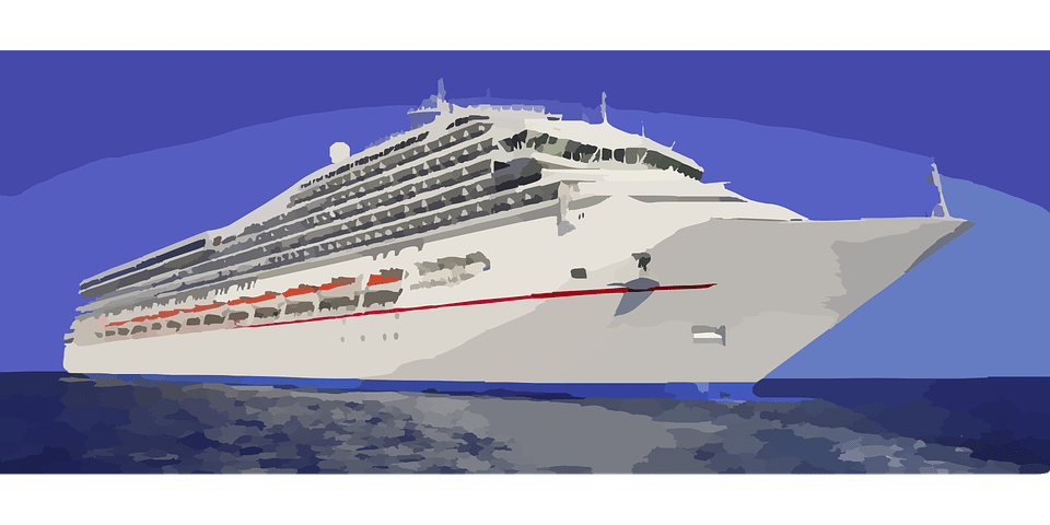 Animated Sunset Wallpaper Free Vector Graphic Cruise Ship Cruiser Ship Cruise