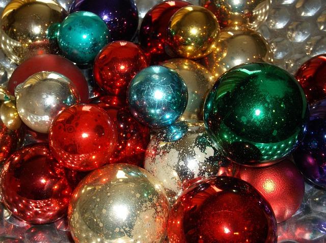 Download Hd Christmas Wallpapers Free Photo Christmas Balls Ornaments Free Image On