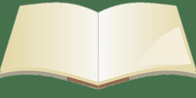 book opening animated gif