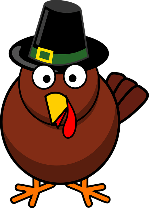 Fall Out Boy Christmas Wallpaper Free Vector Graphic Cartoon Fall Thanksgiving Turkey