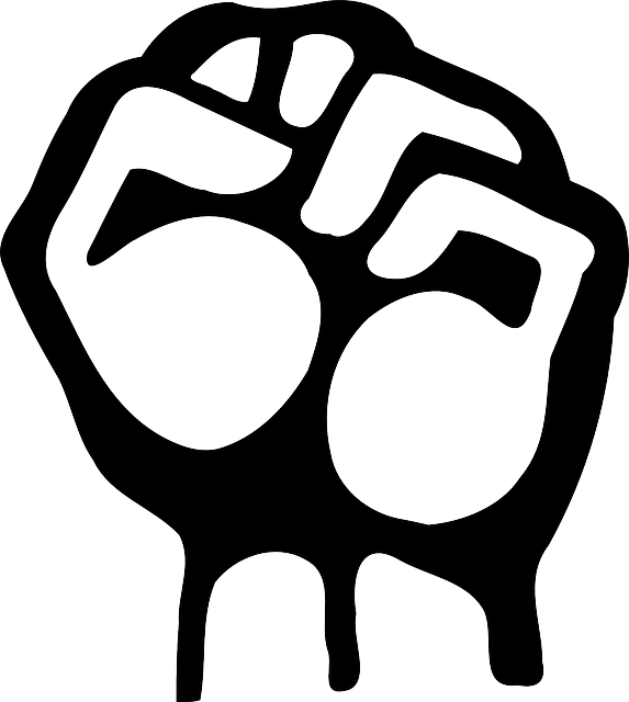 Fall Out Boy Symbol Wallpaper Hand Fist Clenched 183 Free Vector Graphic On Pixabay
