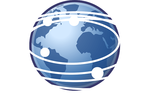 Wallpaper Teknologi 3d Free Vector Graphic Globe World Technology Earth
