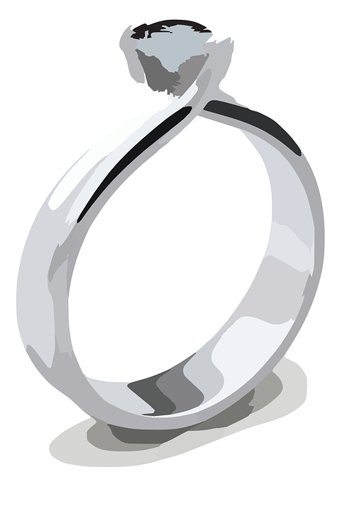 Wedding Girl Wallpaper Ring Engagement Promise 183 Free Vector Graphic On Pixabay