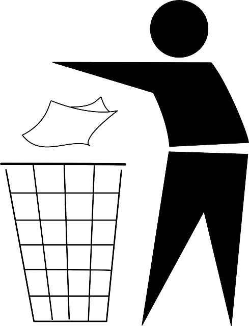 Mülleimer Box Trash Can Bin Garbage · Free Vector Graphic On Pixabay