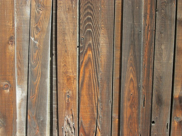 High Resolution Wallpaper Fall Leaves Fence Wood Pattern 183 Free Photo On Pixabay