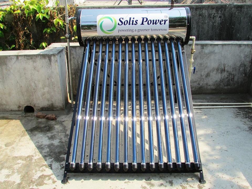 Free Photo Solar Water Heater Shimoga Free Image On