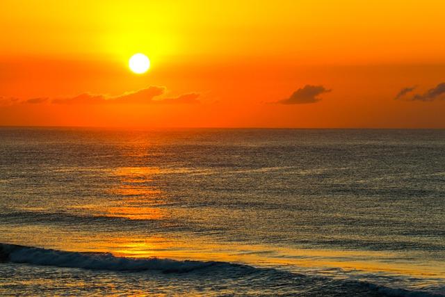 Hd Wallpaper Sea Beach Z 225 Pad Slunce Moře Vlny 183 Fotografie Zdarma Na Pixabay