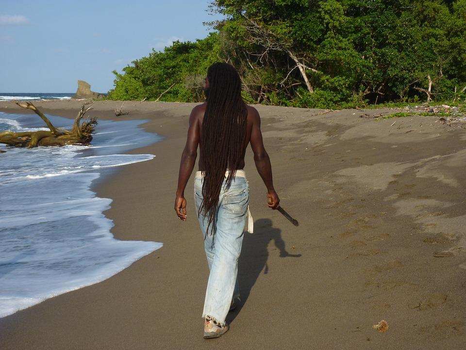 Girls 4k Wallpaper Kostenloses Foto Jamaika Strand Rasta Kostenloses