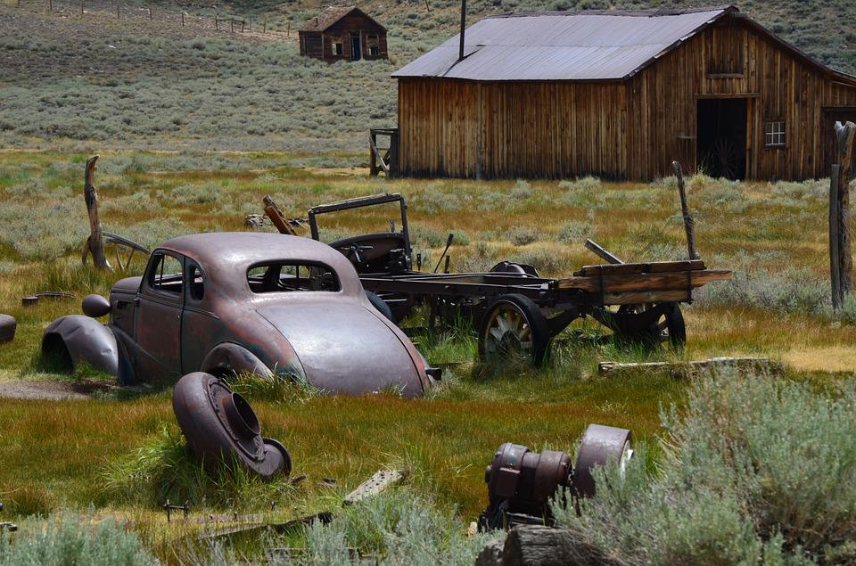 Free Wallpaper Old Cars Free Photo Ghost Town Car Old Rusty Farm Free Image
