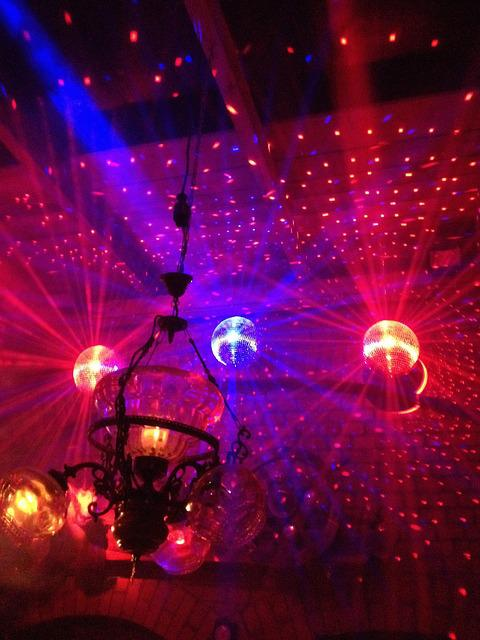 3d Dj Wallpaper Free Download Free Photo Dance Floor Disco Ball Nightclub Free