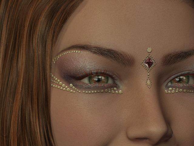 Cute Girl Wallpaper Hd Download Woman Make Up Head 183 Free Photo On Pixabay