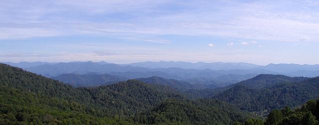 Red Wallpaper Hd Free Photo Blue Ridge Mountains Appalachian Free