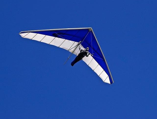 Paragliding Wallpaper Hd Free Photo Glider Hang Glider Pilot Flying Free
