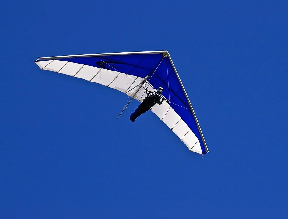 Paragliding Wallpaper Hd Free Photo Glider Hang Glider Pilot Flying Free