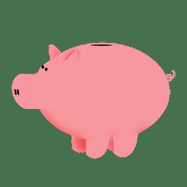 Car Wallpaper Clipart Piggybank Pig Bank 183 Free Image On Pixabay