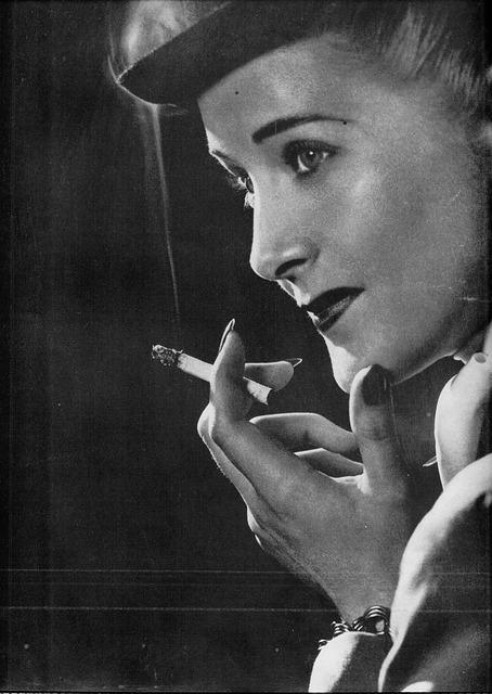 Wallpaper Hd Portrait Orientation Free Photo Smoking Model Vintage Smoke Free Image On