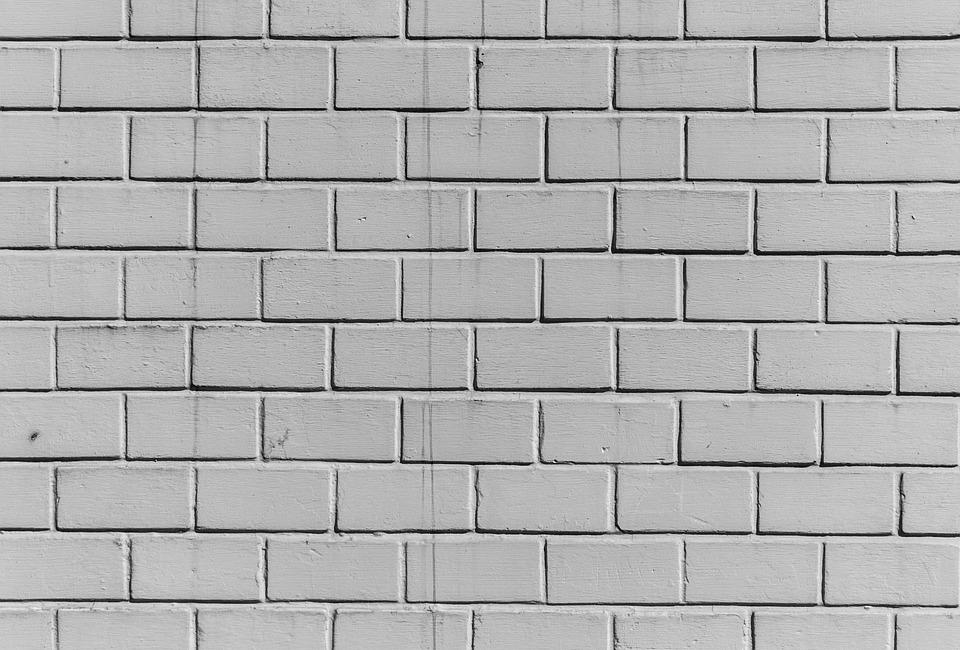 Wallpaper Batu Alam 3d Foto Gratis Tijolo Parede Cinzento Textura Imagem