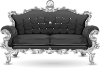 Couch Sofa Loveseat  Free vector graphic on Pixabay