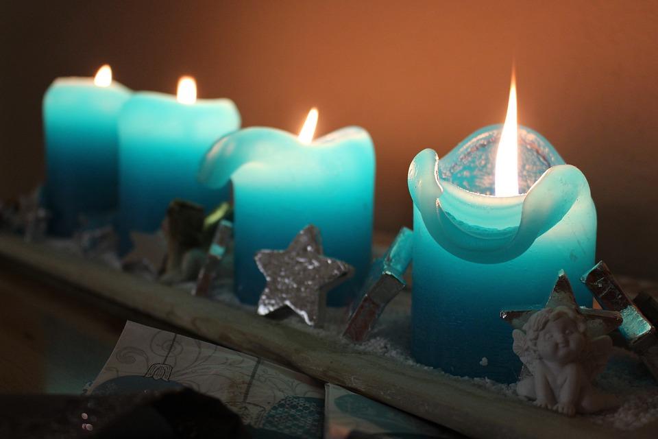 Hd Pot Wallpaper Kostenloses Foto Weihnachten Adventskranz Kerzen