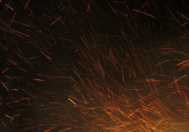 Lava Wallpaper Hd Free Photo Sparks Fire Hot Red Night Free Image On
