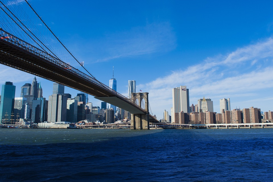 Animation Wallpaper Hd Free Download Free Photo Brooklyn Bridge Manhattan Free Image On