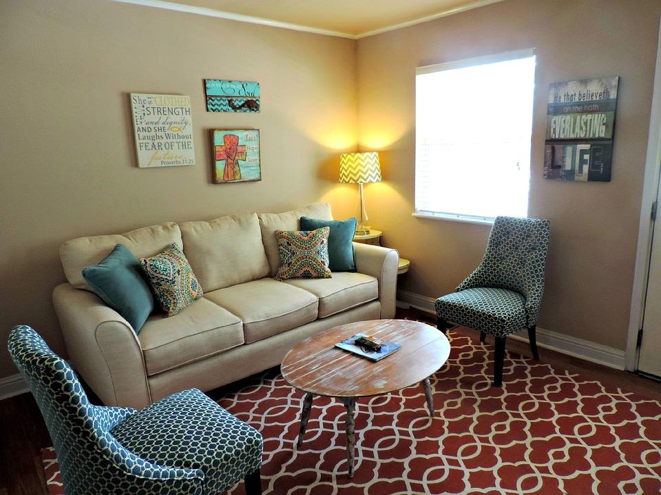 Free photo Living Room, Interior, Furniture - Free Image on - free living room furniture
