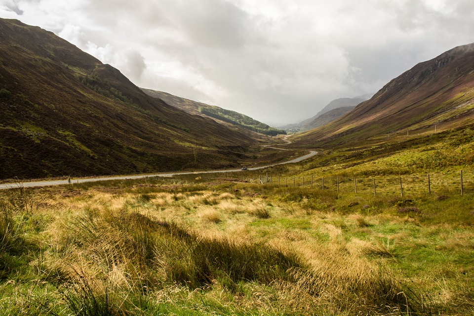 Medical Wallpaper Hd Free Photo Scotland Grass Landscape Valley Free