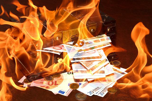 Cash Wallpaper Hd Treasure Chest Fire Flame 183 Free Photo On Pixabay