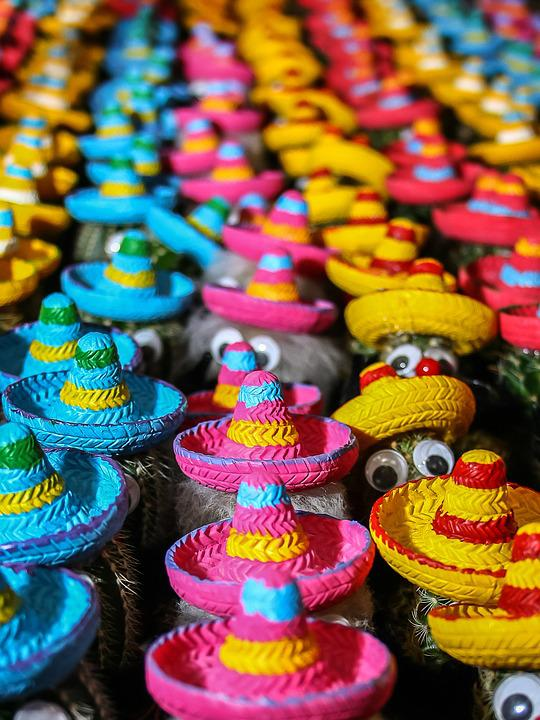 Animation Wallpaper Hd Free Download Free Photo Cactus Mexico Hats Colorful Free Image On