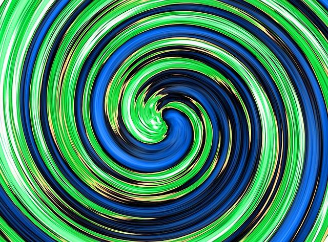 Background Hd Wallpaper Girl Free Illustration Swirl Twirl Vortex Motion Free