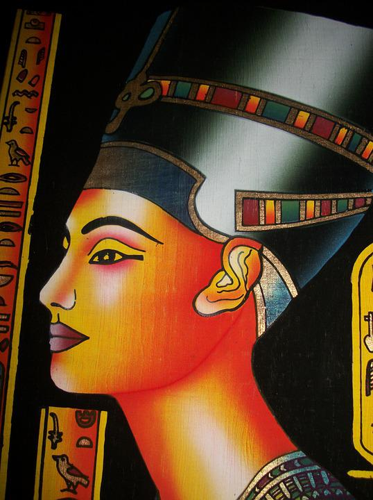Medical Wallpaper Hd Free Photo Nefertiti Egypt Queen Egyptian Free Image