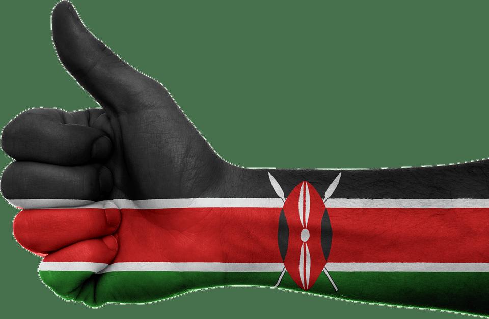 Baby Girl Hd Wallpaper Download Free Illustration Kenya Flag Hand Symbol Free Image