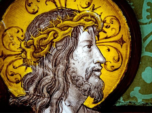 Wallpapers Hd Para Facebook Free Photo Jesus Christ Stained Glass Free Image On